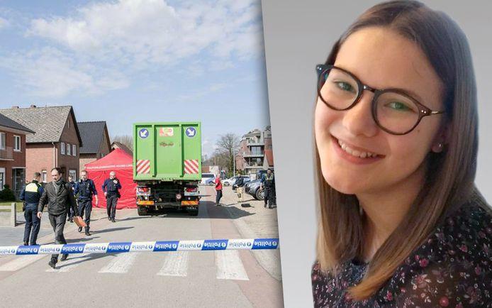 Le 26 mars 2018, un tragique accident s'est produit à Meeuwen-Gruitrode, dans le Limbourg.  Zara Braeken, une jeune fille de treize ans, a perdu la vie après avoir été écrasée par un camion-poubelle.