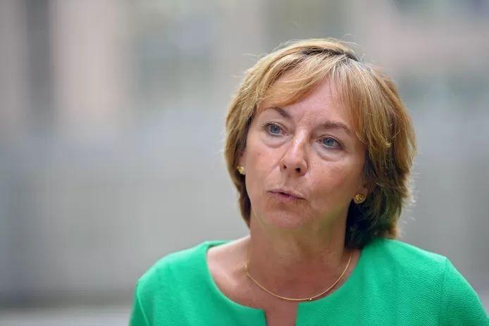 L'infectiologue Frédérique Jacobs.