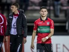 Ferdi Kadioglu het minst slecht tegen FC Oss