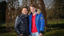 Zoon van tafeltennislegende Jean-Michel Saive, Yannick,  koos voor voetbal