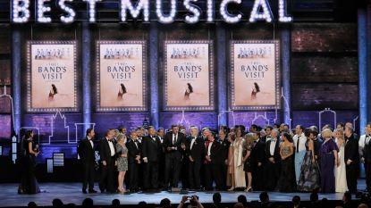 """De Niro krijgt staande ovatie voor """"f*ck Trump"""" en Harry Potter herleeft: de grote winnaars van Tony Awards"""