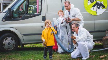 'Ghostbusters' waken over veiligheid Wollewei