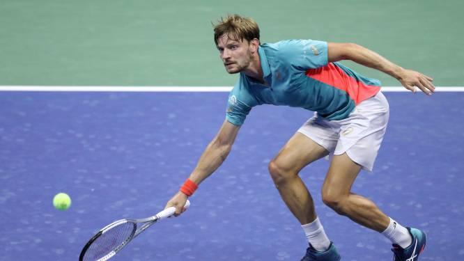"""Ook Goffin vindt diskwalificatie Djokovic terecht: """"Was belachelijk van hem"""""""
