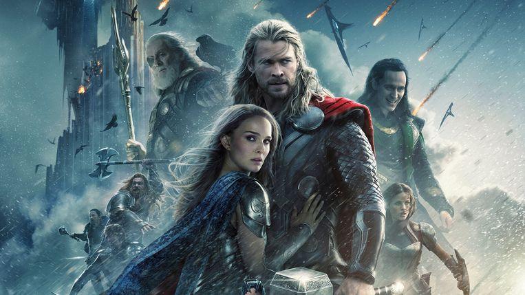 Thor the Dark World Beeld Marvel