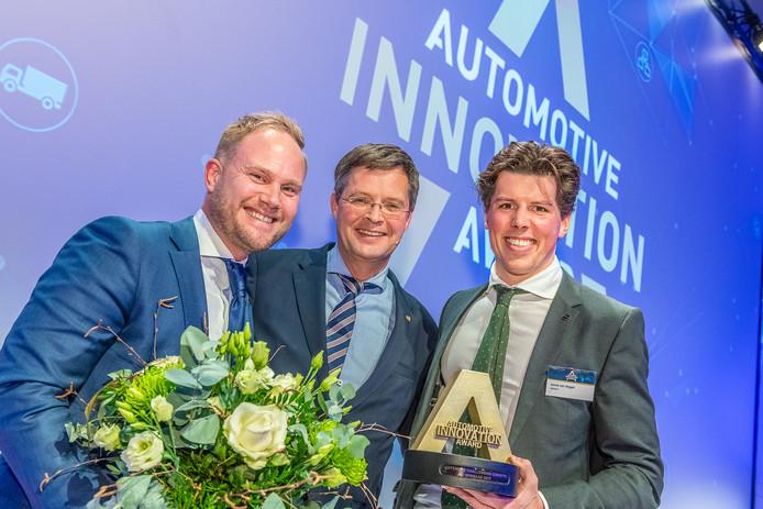 Lightyear wint de Automotive Innovation Award in de categorie veelbelovende innovaties.
