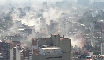 Meer dan honderd doden na nieuwe aardbeving Mexico