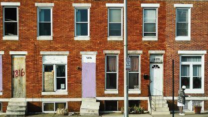 """In Baltimore is de huizencrisis terug van nooit weggeweest: """"Alleen drugs verkopen hier goed"""""""