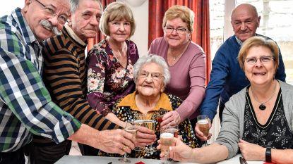 Ida viert honderdste verjaardag in Seniorie Minneveld