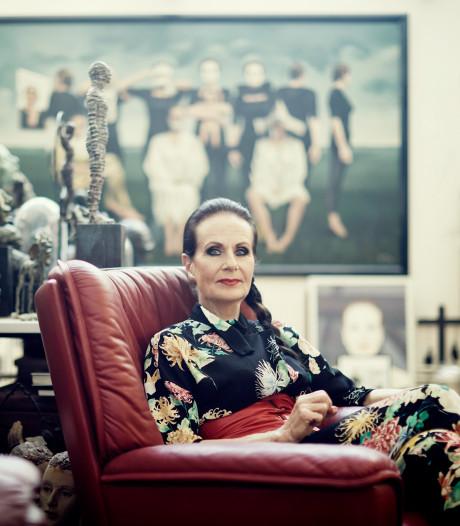 Kunstenares Ans Markus:  Mijn onzekerheid zit deep down verankerd