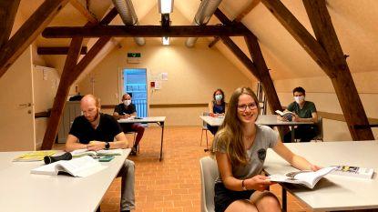 Gemeente stelt studieruimtes ter beschikking in Het Koetshuis en de bibliotheek