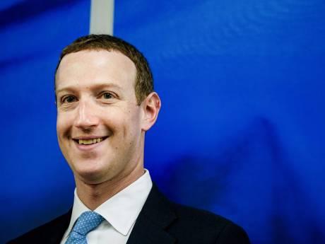 Le patron de Facebook en opération séduction à Bruxelles