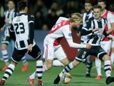Heracles durft het tegen Ajax anders te doen