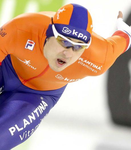 Verbij hoopt de enige winnaar van EK sprint te blijven: 'Maar dit is de lastigste editie tot nu toe'