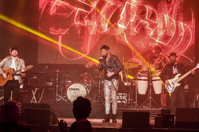 ENorm geeft op zondag 27 september een concert in de open lucht, op het Hulsbeek.