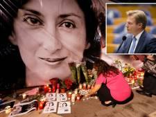 Pieter Omtzigt naar Malta: wordt moord op journaliste wel eerlijk onderzocht?