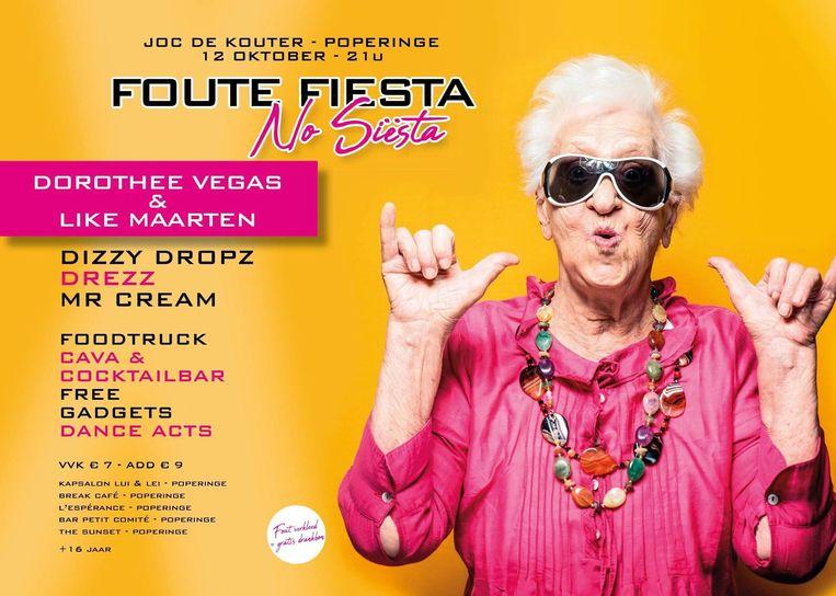 Viva La Fiesta - Foute Fiesta, No Siësta