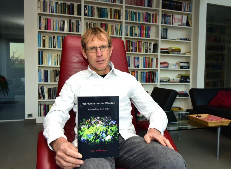 Luc Schoonjans schreef een boek over Kim De Gelder
