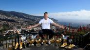 Ronaldo showt zijn prijzenkast