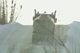 Zware Jongens - Ice Road Truckers