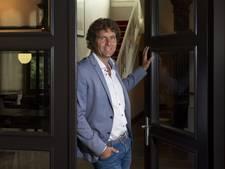 Weerman Dennis Wilt: 'Even orkaankracht op vliegbasis Twenthe'