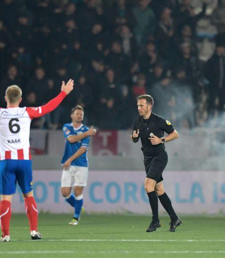 'Ook zonder publiek is de derby tussen TOP Oss en FC Den Bosch speciaal'