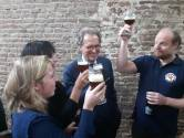 Tochtje over Dieze valt in het water, 'Houdoe en Bedankt' voor  burgemeester Ton Rombouts