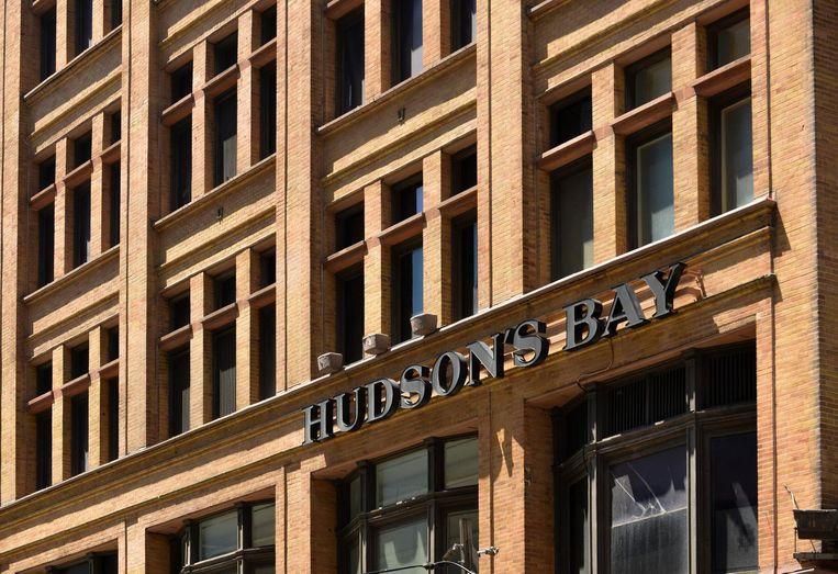 'Hudson's Bay wil zo'n twintig filialen openen' Beeld anp