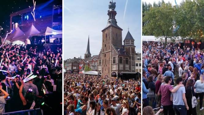 Onzekere festivalzomer: Wat met Europafeesten, Melkrock en Supervision in Tielt?