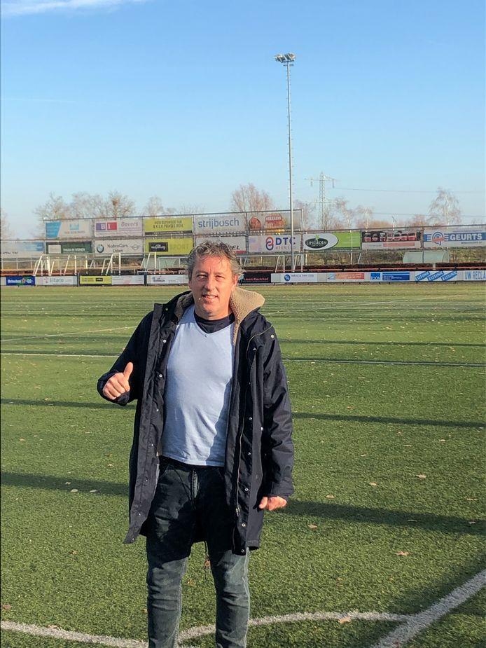 Erik Meulendijk heeft zijn contract bij Prinses Irene verlengd.