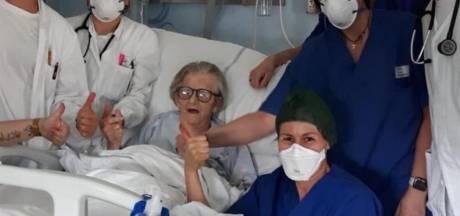 Une Italienne de 95 ans a vaincu le coronavirus