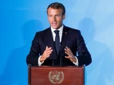 """""""Qu'ils aillent manifester en Pologne!"""": Macron invite les jeunes à """"l'action collective"""" pour le climat"""