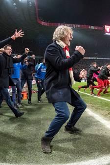 Als vipgast naar bekerduel FC Twente