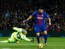 FC Barcelona maakt Deportivo in