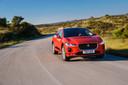 De Jaguar I-Pace was in december 208 de beste verkochte elektrische auto in Nederland, maar krijgt het dit jaar moeilijker, is de verwachting.