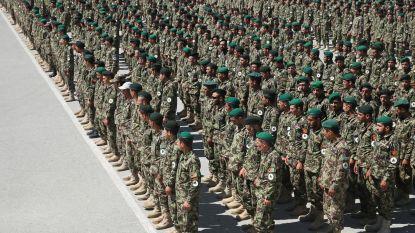 VS geven Afghaans leger voor 28 miljoen aan camouflagepakken, maar wel met bosmotief (amper 2,1% van land is bebost)