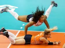 Volleybalsters op EK weer tegen Azerbeidzjan
