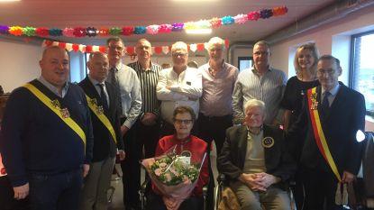 Roger en Anna uit Bassevelde vieren 65ste huwelijksverjaardag