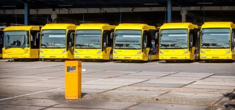 Staking treft bussen en trams in Utrecht
