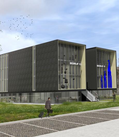 Vier nieuwe kantoorpanden in Apeldoorn-Zuid