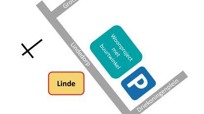 Buurtwinkel voor Linde en Wauberg