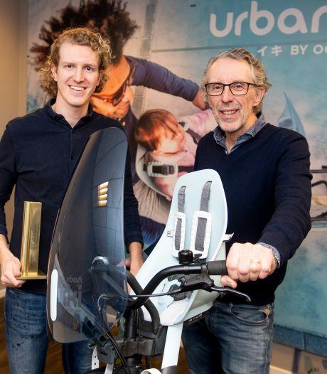 Dit Twentse fietszitje verovert de wereld (en Nijverdal krijgt een gouden gebouw)