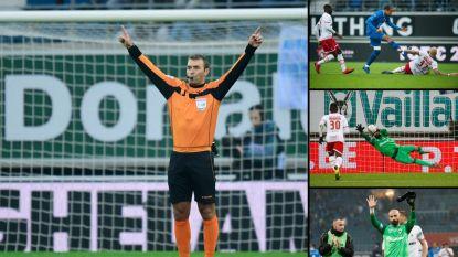 VIDEO. Antwerp en AA Gent delen de punten na match die bol staat van de consternatie, Odjidja mist nog een ultieme strafschop