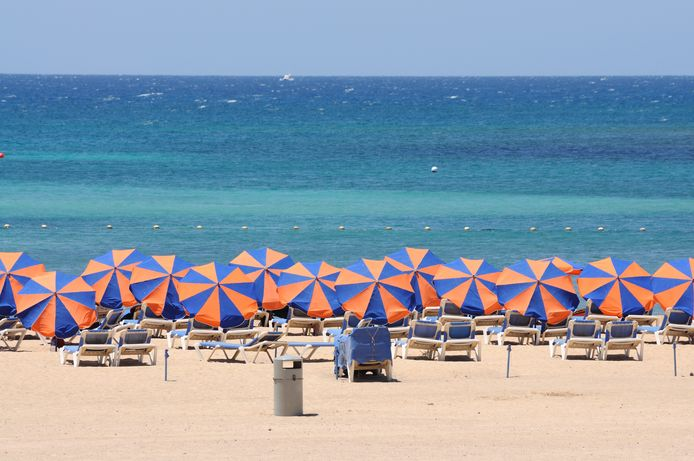 Fuerteventura is ook voor Belgen een populaire winterbestemming. De gemiddelde temperatuur in december bedraagt er 20 graden.