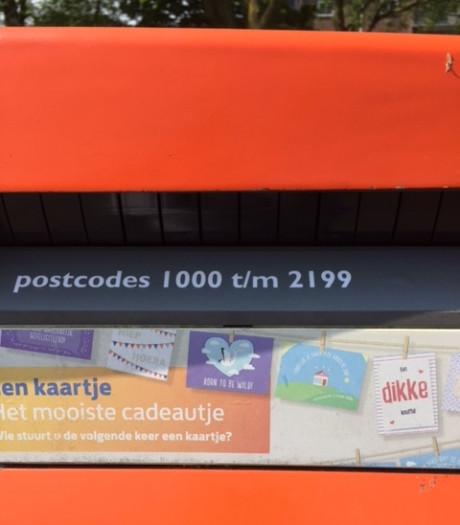 Alphen hoort bij Amsterdam en Gouda bij Rotterdam