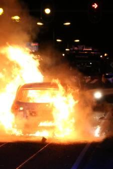 Dode door autobrand in Rijswijk