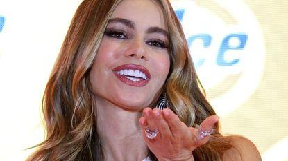 Actrice Sofia Vergara gelooft niet in 'naturel look'