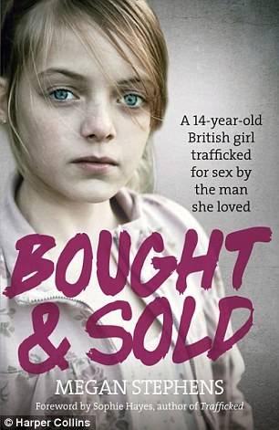 """""""Bought & Sold"""", le livre dans lequel Megan raconte sa terrible mésaventure."""