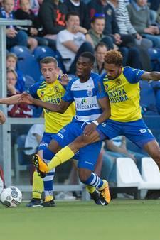 Uitstekende generale voor PEC Zwolle: 4-0 winst op SC Cambuur