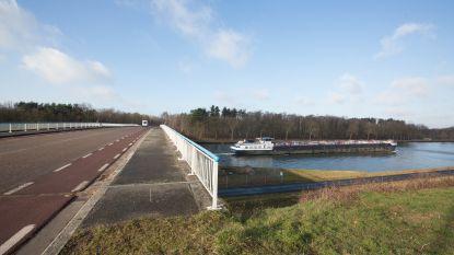 Omleiding van negen maanden voor afbraak en bouw brug over kanaal in Eigenbilzen langs ruilverkaveling is volgens inwoners onveilig