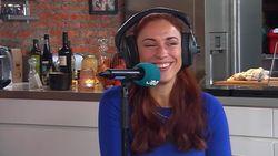 Natalia in tranen na pakkende radioboodschap van Nathalie Meskens